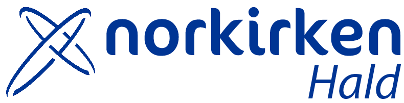 Logo Norkirken Hald